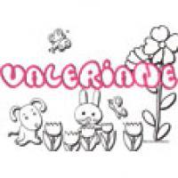 Valeriane, coloriages Valeriane