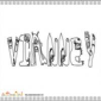 Vianney, coloriages Vianney