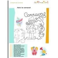 Texte des comptines de Carnaval