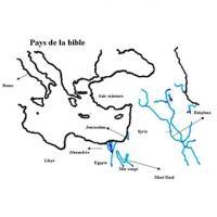 Pays de la Bible
