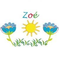 "Affiche prenom : prenom lettre ""Z"""