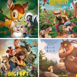 L'automne est une saison riche où la nature est reine. Retrouvez dans cette sélection des films d'animation sur le thème de l'automne ou de la forêt.