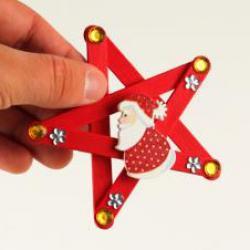 Des activités, bricolages, DIY pour réaliser des étoiles de Noël