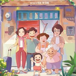 """Retrouvez les aventures de Tchi à la poursuite du rêve américain dans le très attendu film d'animation """"Happiness Road"""". Retrouvez la bande annonce et des infos sur le dessin animé de Hsin-Yin Sung sorti en août 2018."""