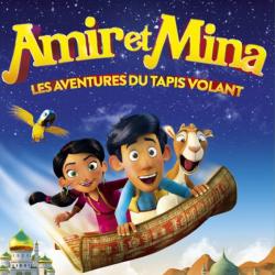 Amir et Mina : les aventures du tapis volant est un film d'animation danois de Karsten Kiilerich. Retrouvez la bande annonce et des infos sur ce dessin animé avec Tête à modeler.