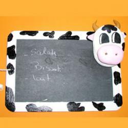 Fabriquer une vache pense bête