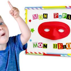 Voici un joli tableau plein de couleurs que les enfants pourront fabriquer facilement à l'aide d'un masque, de pailles en carton et de gommettes.    Découpage et collage seront au programme de cette activité amusante qui permettra d'obten