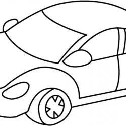 Auto 02 - motif à imprimer