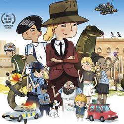 Découvrez la bande annonce et des infos sur le film d'animation :Agatha, ma voisine détective