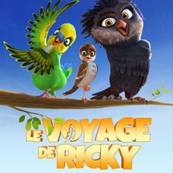 Découvrez la bande - annonce et des infos sur le film d'animation : le voyage de ricky