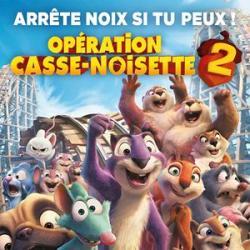 Découvrez la bande - annonce et des infos sur le film d'animat ion : opération Casse - noisette 2