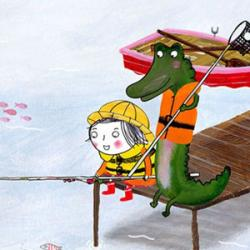 Découvrez la bande annonce et des infos sur le film d'animation : rita et crocodile