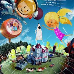 Découvrez la bande annonce et des infos sur le film d'animation : Rosa & Dara : leur fabuleux voyage