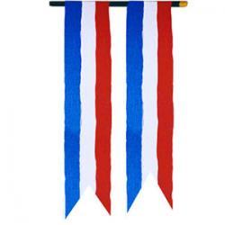 Banderoles tricolores
