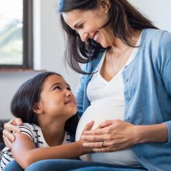 Ce tableau vous aidera à savoir précisement où vous en êtes dans votre grossesse est quel est l'âge réel de votre bébé.