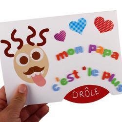 Des cartes à fabriquer pour faire plaisir à la fête des pères