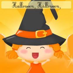 Des comptines et des chansons pour profiter de la fête d'Halloween le 31 octobre