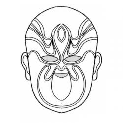 Les coloriages de masques de l'opéra chinois permettent de faire connaissance avec la culture chinoise. Plusieurs coloriages de masques à imprimer et à colorier sont disponibles gratuitement