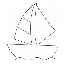 Des dessins de bateaux : les voiliers. Les voiliers, utilisés pour le transport , la pêche, le sport ou la plaisance,  sont tous de très beaux bateaux à imprimer pour le coloriage