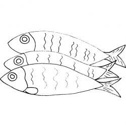 Un coloriage poisson pour les enfants, à télécharger gratuitement et à imprimer. Un coloriage sur le thème de la mer pour occuper les enfants. Ce coloriage pourra être utilisé pour illustrer des dessins ou à coller dans un cahier de coloriages.