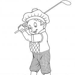 Dessins etcoloriagesgratuits sur les différents sports d'été comme d'hiver.Ces dessins sur le sport sont à imprimer pour lecoloria...