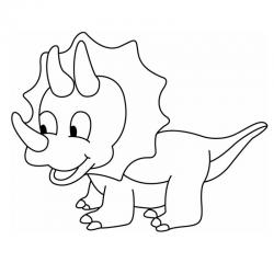 Coloriage dinosaure : vous chercher des coloriages de dinosaures pour faire plaisir à vos enfants ? Voici nos Coloriages sur les dinosaures, pour découvrir ces grands animaux disparus avant l'apparition de l'homme sur terre.