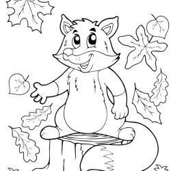 Retrouvez un coloriage de cerf ! Un dessin à imprimer gratuitement sur le thème des animaux de la forêt - Page 08