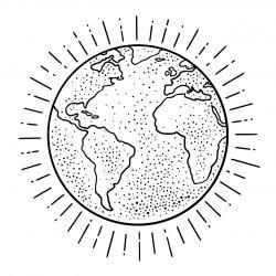 Retrouvez un coloriage sur l'écologie et imprimez un dessin gratuitement pour un atelier sur l'environnement ou pour la journée mondiale de la terre - Page 03