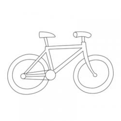 Coloriages de vélos, coloriages de bicyclettes et coloriage de cycles en tous genre : retrouvez ici tous les coloriages sur les vélos.