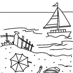 Voici une petite sélection de coloriages sur la plage, une série de coloriages à imprimer et à emporter à la plage pour s'amuser sous le parasol. Ces coloriages sur le thème de la plage sont aussi à imprimer pour tous ceux qui ont envie de s'amuser et de
