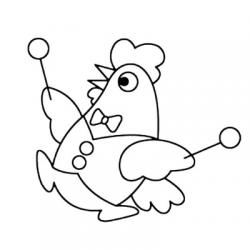 Vous cherchez un dessin poule ? Retrouvez notre sélection de dessins à imprimer gratuitement avec des poules de Pâques. Ces coloriages sont à imprimer pour préparer Pâques avec les enfants ou pour les occuper pendant les vacances de Pâques.