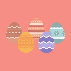 Comptine de Pâques en anglais