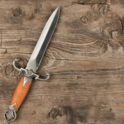 dague - mot du glossaire Tête à modeler.  Définition et activités associées au mot dague.