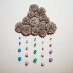 Bricolages simples et expliqués pour réaliser des décorations et des objets décoratifs pour la chambre de bébé. Retrouvez des idées faciles à mettre en