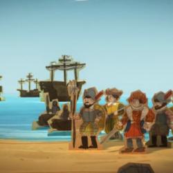 Un épisode de Notre histoire qui revient sur la découverte de l'amérique par Christophe Colomb