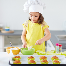 Déguisement de cuisinier : toque de chef