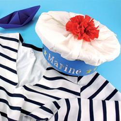Des idées de déguisements réalisés avec du papier crépon