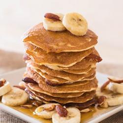 Comment faire des crêpes à la banane - La recette by Tête à modeler
