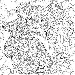 Voici un dessin pour maman à imprimer gratuitement. Un dessin pour faire plaisir à la fête des mères ou pour un anniversaire. - Page 6