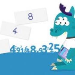 Un jeu éducatif pour apprendre à différencier les nombres pairs et impairs