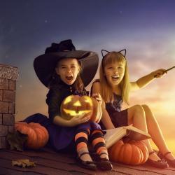 Halloween avec les enfants
