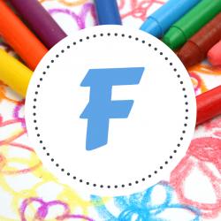 Coloriages des prénoms lettre F