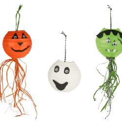 Lampions Halloween