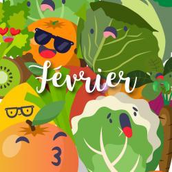 Consommer des fruits et légumes de saison c'est bon pour l'environnement mais aussi pour vous ! Endive, noix ou encore pamplemousse : retrouvez notre jolie liste des fruits et légumes de février. Vous pourrez même l'imprimer et la coller sur le frigo pour