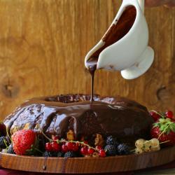Ganache chocolat