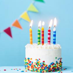 Navette : gâteau parfait pour un anniversaire