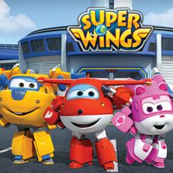 Paroles du générique Super Wings