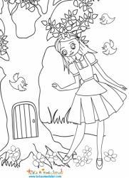 Alice peut-elle suivre le lapin blanc ?