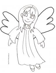 petit ange fille