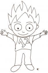 Jo  dessin d'enfant 1
